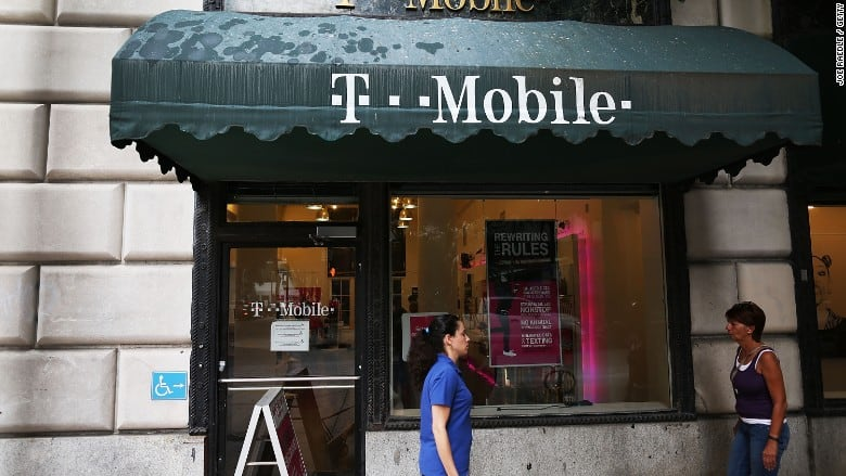 T-Mobile customers' info breached after Experian hack